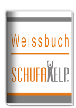 Schufa Eintrag loeschen mit Weissbuch von SchufaHelp
