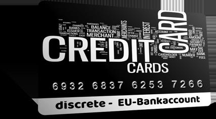 EU-Konto Kreditkarte ohne Schufa